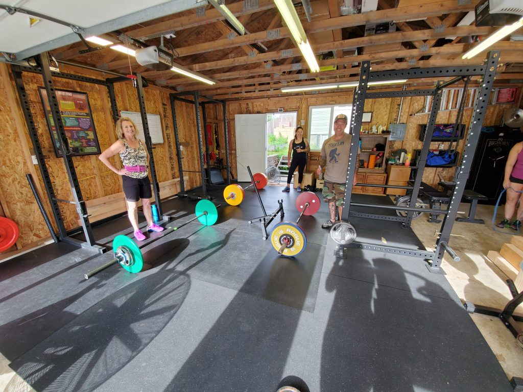 group strength training tacoma